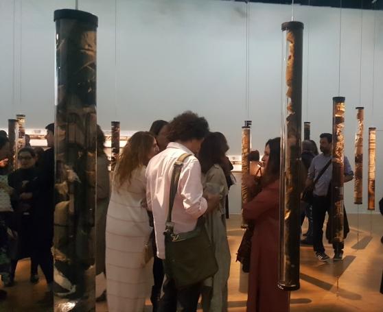 2017 09 26 1 prix Marcel Duchamp Centre Pompidou Paris